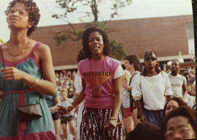 Sisterfire Festival 1982 Flamboyant Ladies