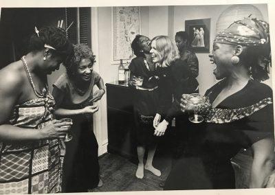 Flamboyant Ladies with June Jordan