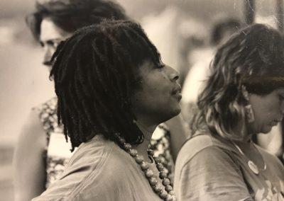 Alice Walker at Sisterfire 1987